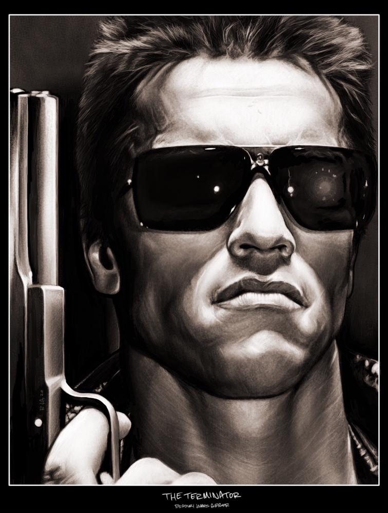 Terminator by BradGeiger